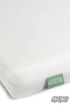 Mamas & Papas Premium Pocket Sprung Anti Allergy Cot Bed Mattress