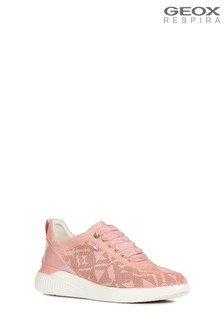 Geox Pink D Theragon Shoe