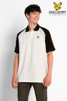 Lyle & Scott Three Panel Poloshirt