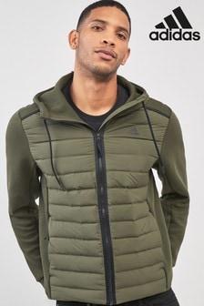 Куртка с капюшоном adidas Varilite Hybrid