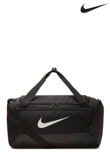 Nike Brasilia Black Duffel Bag