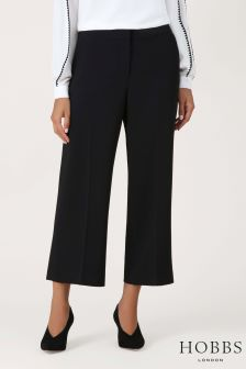 Hobbs Black Lula Trouser