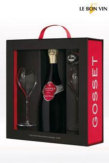 Le Bon Vin Gosset Grand Reserve Gift Set