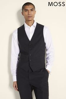 Moss 1851 Performance Tailored Fit Weste, anthrazit