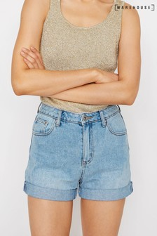 Warehouse Denim Short