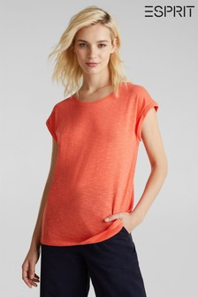 Esprit Pink Short Sleeved T-Shirt