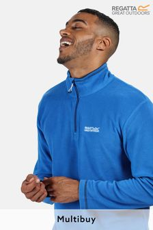 Regatta Thompson blauwe fleece