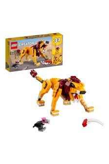LEGO 31112 Creator 3-In-1 Wild Lion Building Set