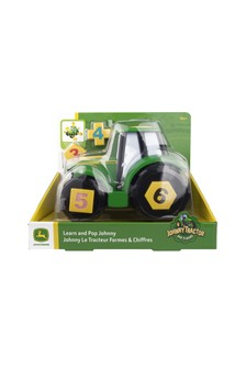 Learn N Play Johnny Tractor Shape Sorting Toy
