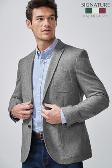 Nova Fides Signature Three Button Blazer