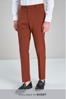 Stretch Tonic Suit: Trousers
