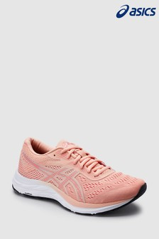 Asics Pink/White Gel 6 Trainer