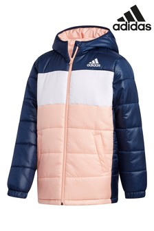 adidas Navy Padded Jacket