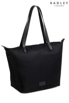 Radley London Black Pocket Essentials Large Shoulder Bag