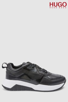 HUGO Atom Leather Trainer
