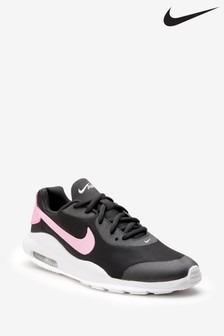 best website a3ea5 14672 Nike Black Pink Air Max Oketo Youth