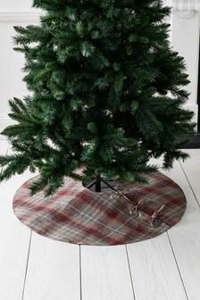 Tartan Tree Skirt