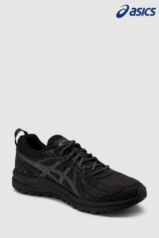 Asics Black/Grey Frequent XT Trainer