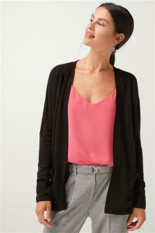 Cosy Belted Cardigan