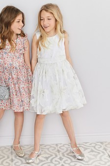 Jacquard Dress (3-16yrs)