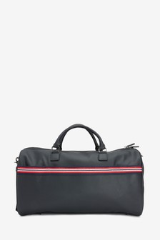 Striped Web Holdall