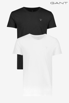 GANT Crew Neck T-Shirt Two Pack