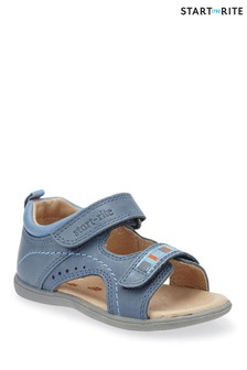 Start-Rite Blue Elliot Shoe