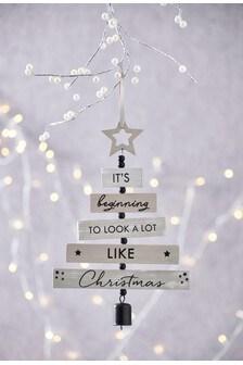 Hanging Tree Sign