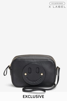 Mix/Hill & Friends Leather Camera Bag