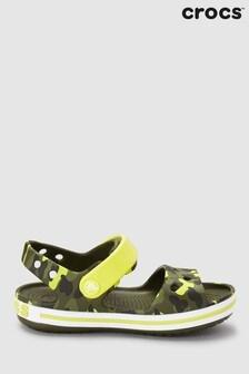 Crocs™ Citrus Camouflage Crocband™ Sandal