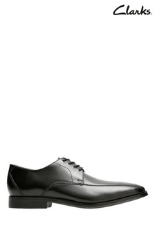 Clarks Black Gilman Mode Shoe