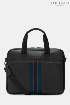 Ted Baker Black Tinee Briefcase