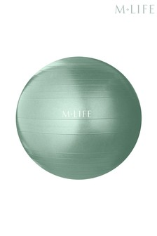 M.Life Fitness Ball With Pump