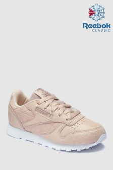 Reebok Rose Gold Sparkle Classic