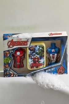 Marvel® Avengers Shower And Bath Gift Set