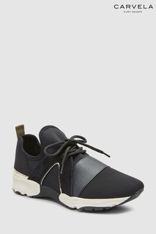 Carvela Black Mix Lamar Runner