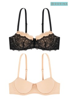 DORINA Layla Balcony Bra Two Pack