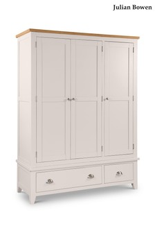 Kingham Triple Wardrobe By Julian Bowen