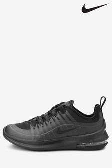 Nike Black Air Max Axis Youth Trainers