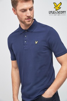 Polo Lyle & Scott Tall Size