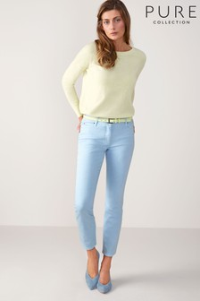 Pure Collection Cropped Jean