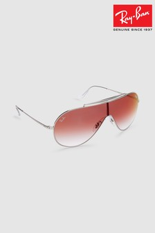 Ray-Ban® Silver Wings Sunglasses