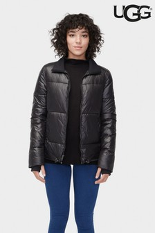 UGG® Navy Izzie Padded Jacket