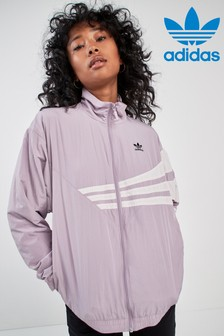 adidas Originals Lilac Soft Vision Track Top