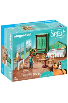 Playmobil® DreamWorks Spirit 9476 Luckys Bedroom