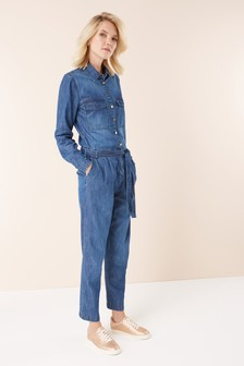 Long Sleeved Boilersuit