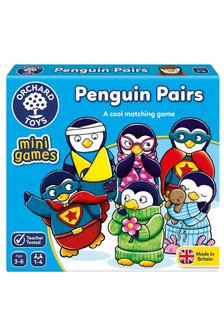 Orchard Toys Penguin Pairs