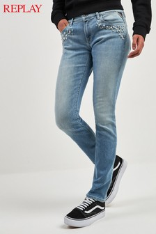 Replay® Luz Skinny-Fit Jeans