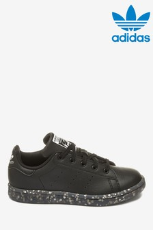 adidas Originals Glitter Stan Smith Junior Trainers