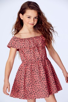 Bardot Dress (3-16yrs)